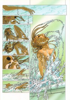 Extrait de Kookaburra Universe -3- Mano Kha