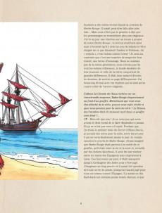 Extrait de Barbe-Rouge (L'intégrale - Nouvelle édition) -13- Le secret d'Elisa Davis
