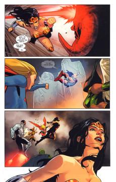 Extrait de Wonder Woman Rebirth -7- Les Dieux Sombres