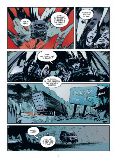 Extrait de The Killmasters -1- Tome 1