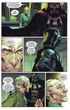 Extrait de Star Wars - Dark Vador : Le Seigneur noir des Sith -3- Mers de feu