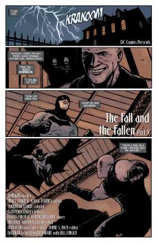 Extrait de Batman (DC Comics - 2016) -72- The Fall and the Fallen, Part Three
