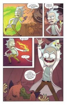 Extrait de Rick and Morty - Les aventures de M. Boîte à caca