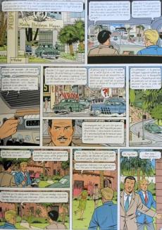 Extrait de Lefranc - La Collection (Hachette) -21- Le châtiment