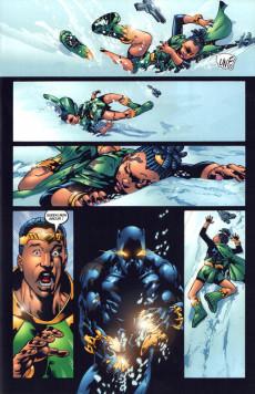 Extrait de Black Panther (Marvel select) -4- La mort de la panthère noire