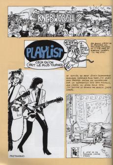 Extrait de Rock and Roll Comics - Rock and Roll Comics - Mes années Best