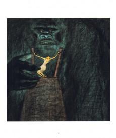 Extrait de (AUT) Blain -a2019- King Kong