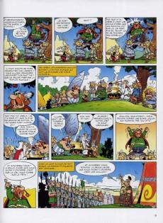 Extrait de Astérix (Hachette) -4b04- Astérix gladiateur