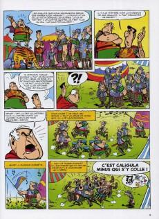 Extrait de Astérix (Hachette) -1b2004- Astérix le Gaulois
