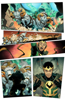 Extrait de Loki (Marvel Deluxe) - Loki - Journey Into Mystery