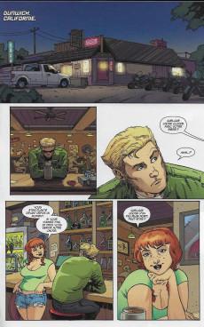 Extrait de X-Men Extra (2e série) -3- A la recherche de jimmy hudson