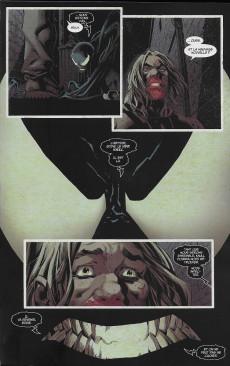 Extrait de Venom (2e série)  -3- Le premier hôte