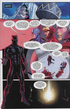 Extrait de Avengers (Marvel France - 2019) -5- La montagne des avengers