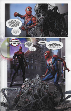 Extrait de Spider-geddon -1- Supérieure erreur