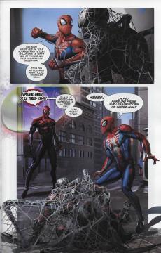 Extrait de Spider-geddon -1TL01- Supérieure erreur