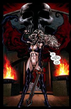 Extrait de Lady Death (2010) -18- Issue 18