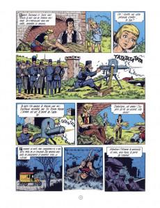 Extrait de Robert et Bertrand -29- L'énigme Zarata