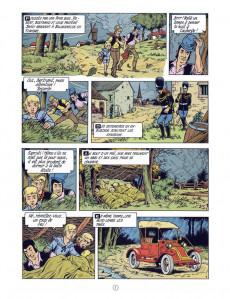 Extrait de Robert et Bertrand -20- Le dernier chèvralier