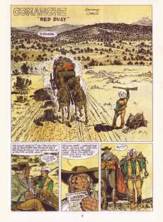 Extrait de Comanche -1d1983- Red Dust