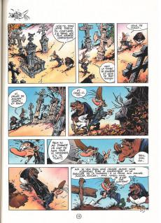 Extrait de Pierre Tombal -14a2003- Des décédés et des dés...