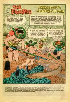Extrait de Frogmen (The) (1962) -5- (sans titre)