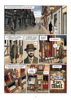 Extrait de Chez Adolf -1- 1933