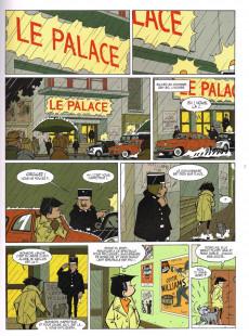 Extrait de Louise Petibouchon -2- Jazz, goupillon et macchabées