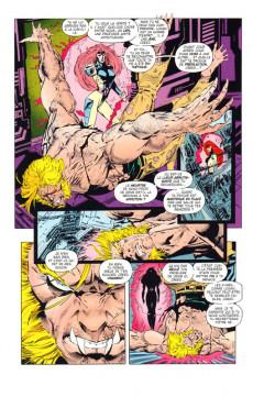 Extrait de X-Men (L'intégrale) -37- X-Men : l'intégrale 1994 (I)