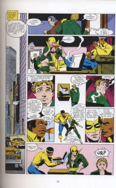 Extrait de Daredevil (L'intégrale) -21982- Daredevil : L'intégrale 1982