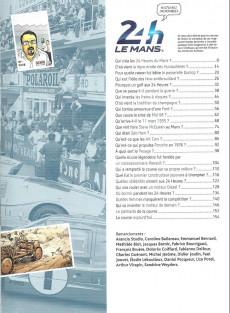 Extrait de Histoires incroyables des 24h du Mans