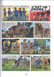 Extrait de Les tuniques Bleues -39a2003- Puppet Blues