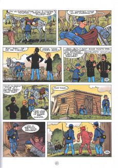 Extrait de Les tuniques Bleues -53a2015- Sang bleu chez les Bleus