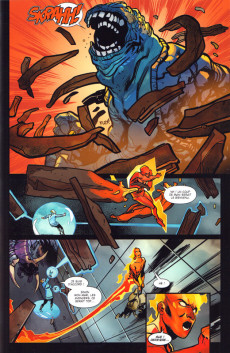 Extrait de Marvel 2-In-One -2- Tome 2