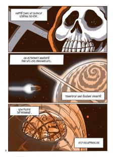 Extrait de Captain Death