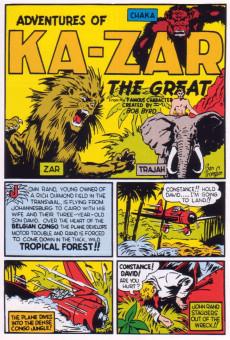 Extrait de Marvel Mystery Comics (Timely - 1939) -1- Marvel Comics