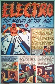 Extrait de Marvel Mystery Comics (Timely - 1939) -5- (sans titre)