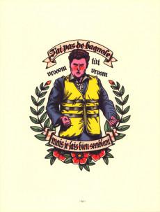 Extrait de (AUT) Larcenet - Manu Larcenet's Tattoo Flash