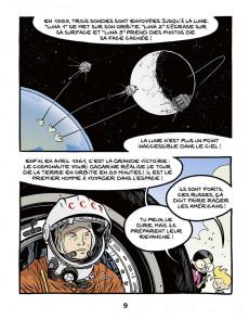 Extrait de Le fil de l'Histoire (raconté par Ariane & Nino) - Le premier pas sur la Lune (Mission Apollo)