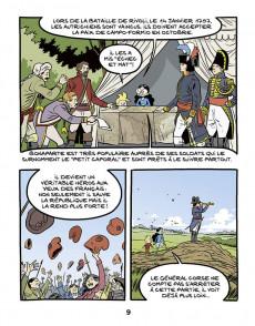 Extrait de Le fil de l'Histoire (raconté par Ariane & Nino) - Napoléon (Empereur et stratège)