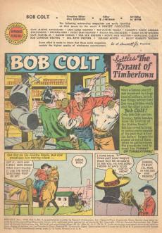 Extrait de Bob Colt (1950) -1- Introducing Bob Colt