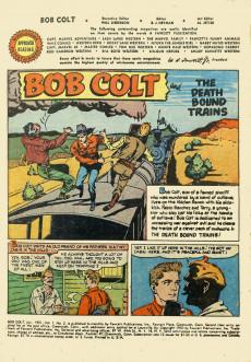 Extrait de Bob Colt (1950) -2- The Death Bound Train
