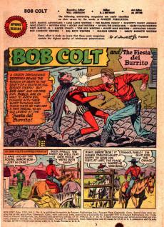 Extrait de Bob Colt (1950) -4- Death Goes Downstream