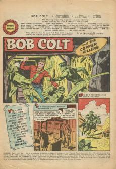 Extrait de Bob Colt (1950) -6- The Mysterious Visitors !