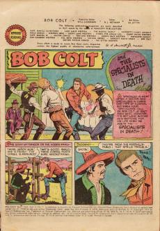 Extrait de Bob Colt (1950) -7- The Dragon of Disaster