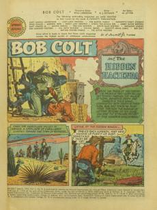 Extrait de Bob Colt (1950) -9- The Hidden Hacienda