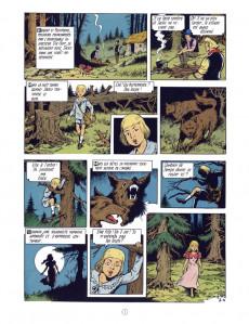 Extrait de Robert et Bertrand -16- La maison hantée