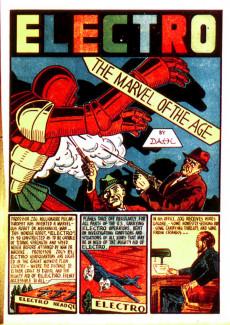 Extrait de Marvel Mystery Comics (Timely - 1939) -6- (sans titre)