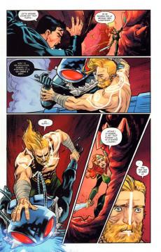 Extrait de Justice League : New Justice -2- Terre noyée