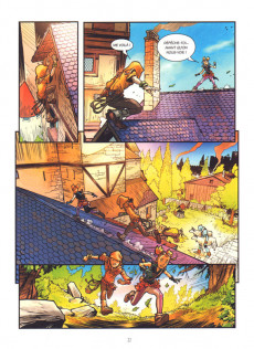 Extrait de Dragonero aventures -1- Tome 1