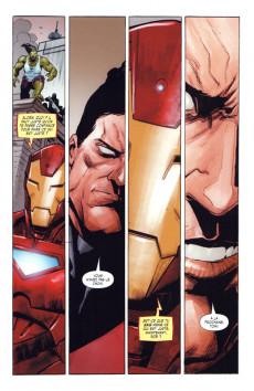 Extrait de Sentry (100% Marvel) - L'homme de deux mondes